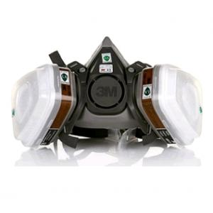 3M 尘毒呼吸防护套装620P