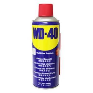 WD-40 万能防湿除锈润滑剂 WD-40 400ml