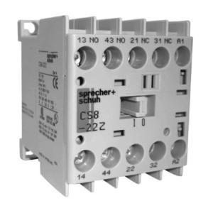 Sprecher+Schuh CS8-P22Z 继电器