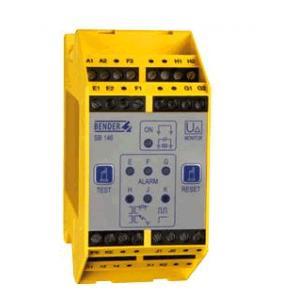 Bender 本德尔 电压继电器 SB473-35
