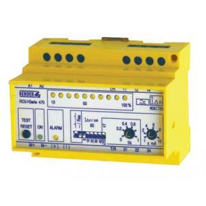 Bender 本德尔_接地电流检测单元RCMA470LY-21