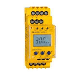 Bender 本德尔 剩余电流监视仪 RCM420