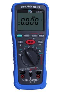kane 数字绝缘电阻测试器 807