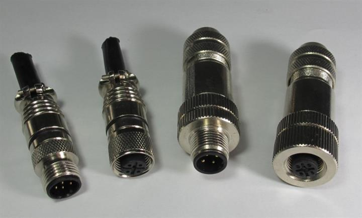 M8连接器/M12连接器